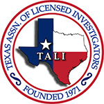 Texas ASSN. of Licensed Investigators, Founded 1971